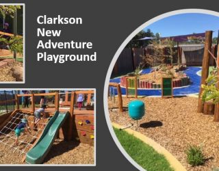 Clarkson New Adventure Playground